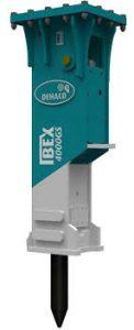 Breek- / Sloophamer t.b.v. 0,9 ton