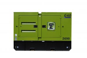 Stroomaggregaat 40 kVA