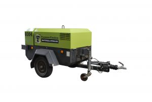 Dieselcompressor 7 m³