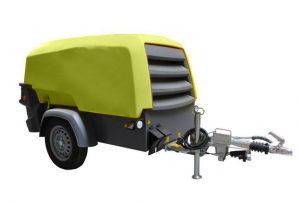 Dieselcompressor 2,5 m³
