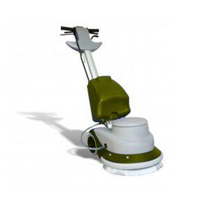 Boen- en schrobmachine
