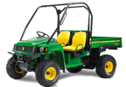 Site carrier 4WD 2 persoons