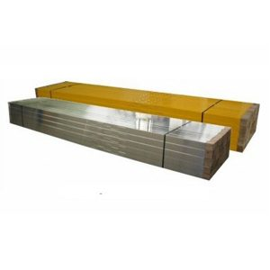 Metselprofiel aluminium 255 - 288 cm
