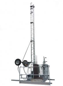 Tandheugellift 380 V, 500 kg